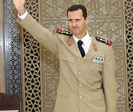 President Bashar Al-Assad's Army Day Speech ,August 1,2013.