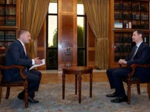 President Bashar Al-Assad's Interview with Rossiya 24 TV channel, September 12, 2013