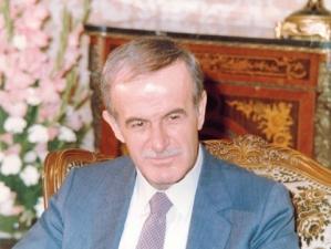 حديث السيد الرئيس حافظ الأسد  إلى الصحفيين في ختام محادثاته مع الرئيس المصري محمد حسني مبارك بدمشق