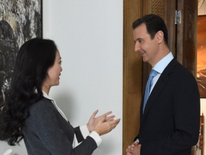 "President Al-Assad'S Interview with the Chinese PHOENIX"" TV, November 22, 2015"