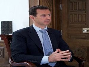 President Assad's the Serbian Politika Interview, November 3, 2016
