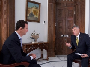 President Assad's  the Serbian Politika Interview, Arabic, November 3, 2016