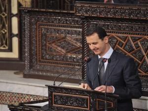 President Assad's Parliament Speech, Arabic, June 7, 2016