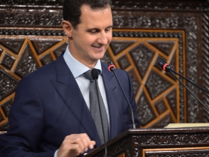 President Assad's Parliament Speech, June 7, 2016