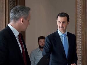 President Al-Assad's Interview with the Czech TV, December 1, 2015