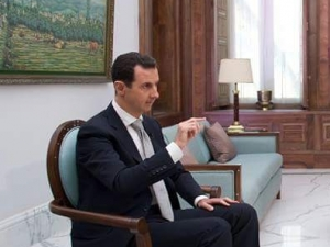 President Assad's Interview with Japanese TBS TV, January 20, 2017.