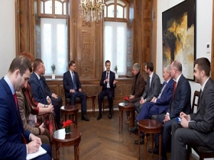 President Assad's Statements to the Italian TG5 and to Il Giornale, December 29, 2016.