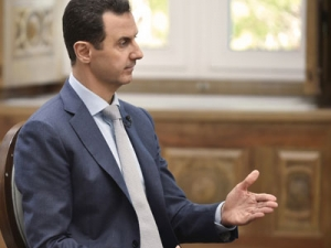 President Assad's Yahoo News Interview, Arabic, February 10, 2017