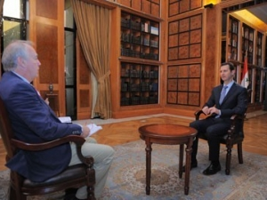 President Bashar al-Assad's interview with Agence France Presse AFP 20-01-2014