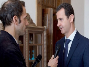 President Assad's Statements to the Italian TG5 and to Il Giornale, Arabic, December 29, 2016.