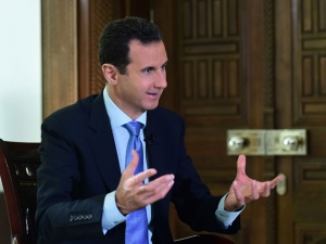 President Assad RTP Portuguese TV Interview, Arabic, November 16, 2016