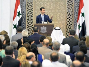 President Al-Assad's July 26th  2015 Speech