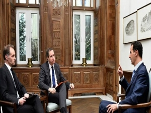 President Assad's Interview with the French TF1 and Europe 1, Arabic, February 16, 2017
