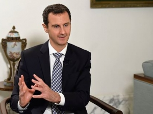 President Assad's Interview with Spanish El Pais Newspaper, February 21, 2016.
