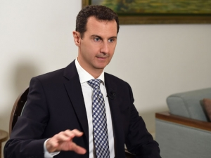 President Assad's Interview with Spanish El Pais Newspaper, Arabic, February 21, 2016.