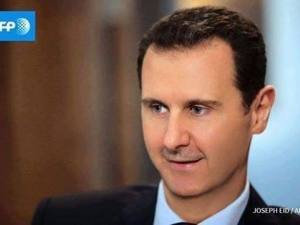 President Assad AFP Interview, Arabic, February 12, 2016.