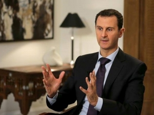President Bashar Al-Assad's AFP Interview, February 12, 2016.