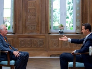 President Assad's AFP Interview, April 13, 2017