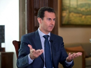 H.E. President Assad's AP Interview, September 22, 2016
