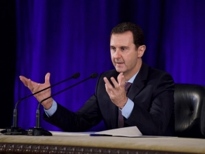 President Assad's Bar Associations Speech, February 15, 2016.