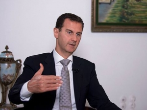President Al-Assad's interview with Cuba's Prensa Latina. July 21, 2016.