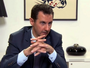 President Bashar Al-Assad's Russian Media Interview, September 16, 2015.