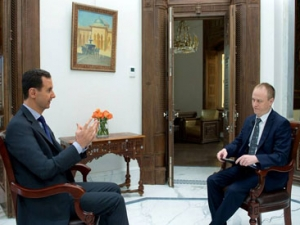 President Assad's Russian RIA Novosti and Sputnik Interview, April 21, 2017