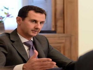 President Assad's interview with the French Magazine Valeurs Actuelles, November 19, 2015