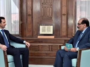 مقابلة السيد الرئيس /بشار الأسد/ مع قناة المنار اللبنانية بتاريخ 25 اب من العام 2015