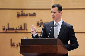 PRESIDENT AL-ASSAD'S 2012 DAMASCUS UNIVERSITY SPEECH