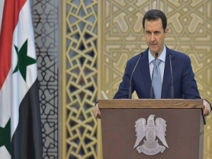 President Assad's Foreign Affairs and Expatriates Ministry Conference, August 20, 2017.