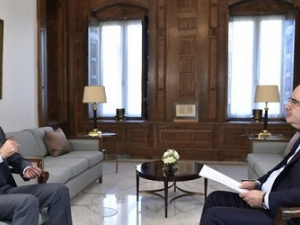 President Assad's Al-Watan Daily Interview, Arabic, December 7, 2016