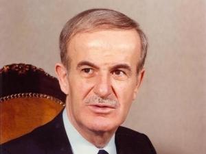 حديث السيد الرئيس حافظ الأسد  إلى رئيس وأعضاء الوزارة الجديدة بعد مراسم أداء القسم