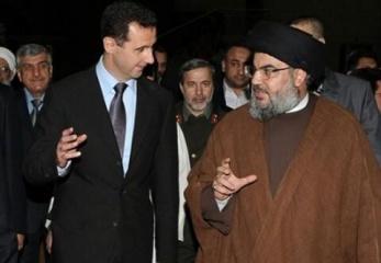 Assad-Nasserallah-1