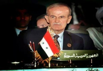 Hafez-Assad-flag-1